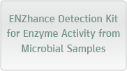 ENZhance Detection Kit for Enzyme Activity from Microbial Samples