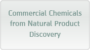 Commercial Chemicals from Natural Product Discovery