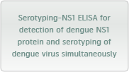 Serotyping-NS1 ELISA for detection of dengue NS1 protein and serotyping of dengue virus simultaneously